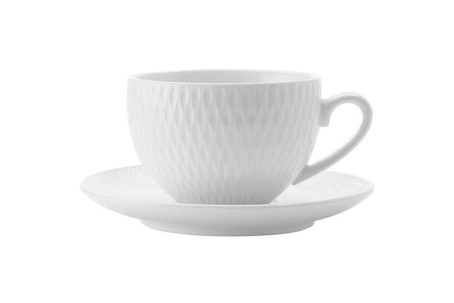 Чашка с блюдцем Даймонд без инд.упаковки 0.09л MAXWELL & WILLIAMS MW688-DV0029