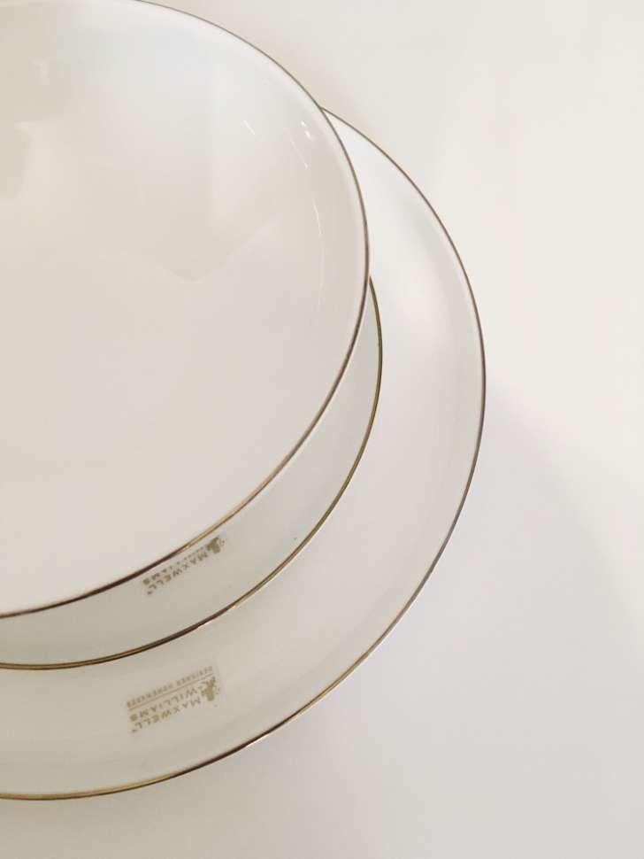 Салатник 0,7 л Кашемир Голд без инд.упаковки MAXWELL & WILLIAMS MW583-EF0112