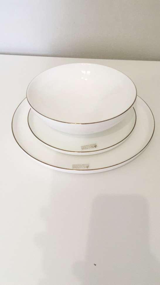 Тарелка закусочная Кашемир Голд без инд.упаковки MAXWELL & WILLIAMS MW583-EF0110