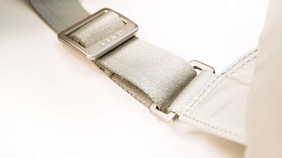 Рюкзак senz° Sam shiny silver SENZ 6011003