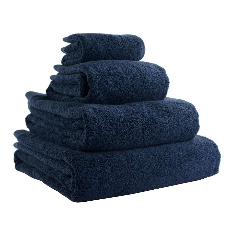 Полотенце для рук темно-синего цвета TKANO TK18-BT0008