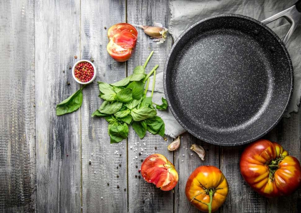 Сковорода с антипригарным покрытием, 26 см, SILVA NADOBA 729317