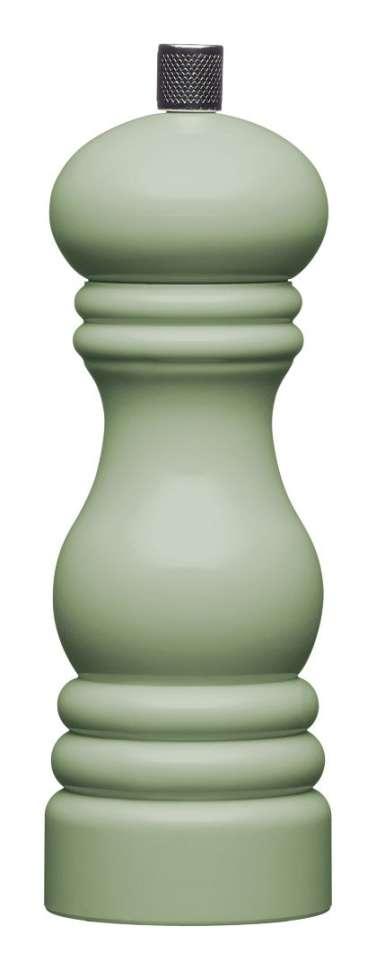 Мельница для соли или перца MasterClass Vintage Green KITCHEN CRAFT MCSNPMEDCWGRN