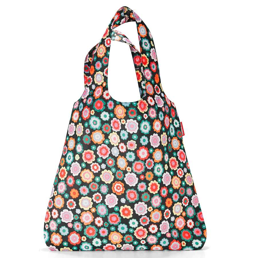 Сумка складная Mini maxi shopper happy flowers REISENTHEL AT7048