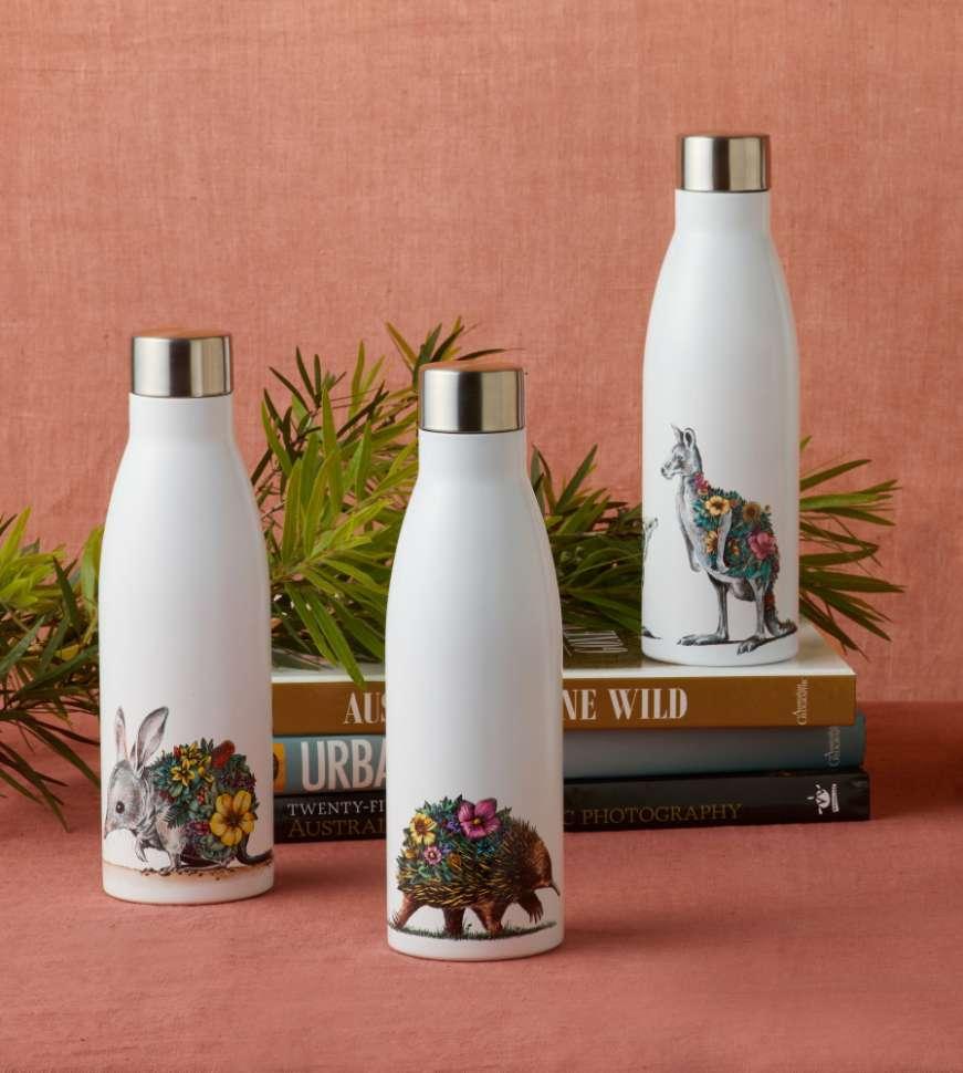 Термос-бутылка вакуумная Зимородок без инд.упаковки MAXWELL & WILLIAMS MW890-JR0019