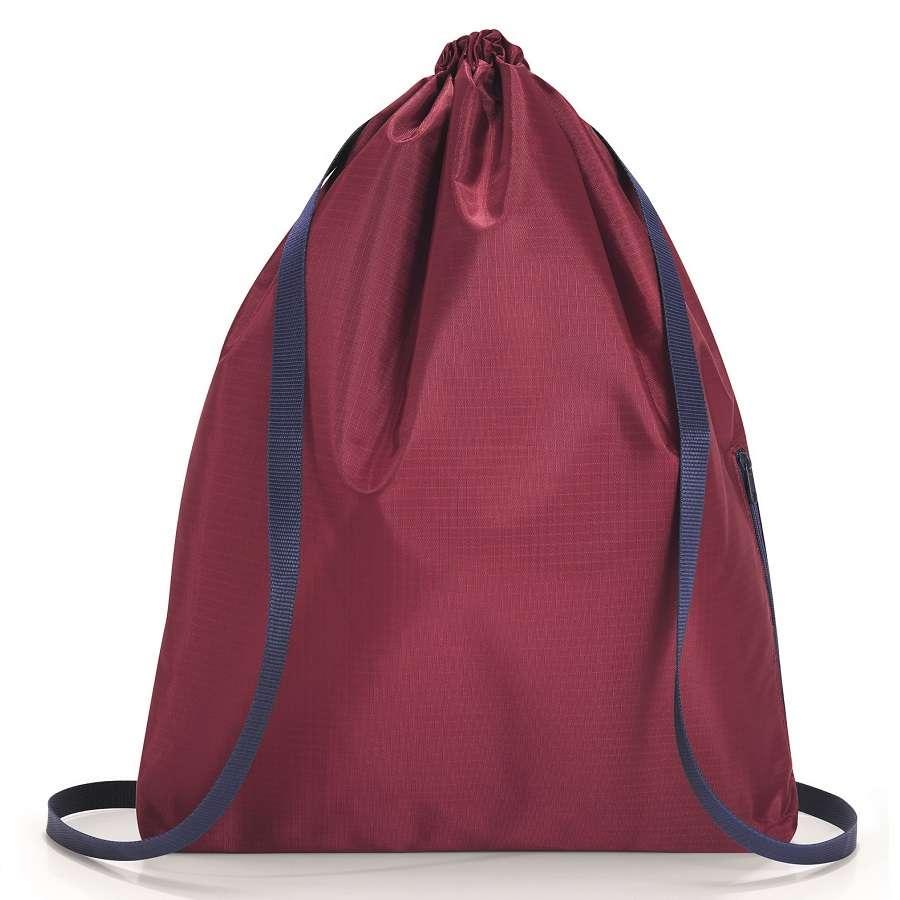 Рюкзак складной Mini maxi sacpack dark ruby REISENTHEL AU3035