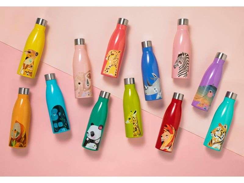 Термос-бутылка вакуумная Лев без инд.упаковки MAXWELL & WILLIAMS MW890-JR0027