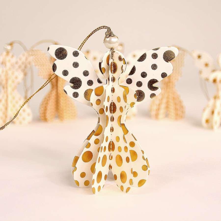 Набор декоративных елочных украшений Angels, 6 шт. ENJOYME  en_ny0067