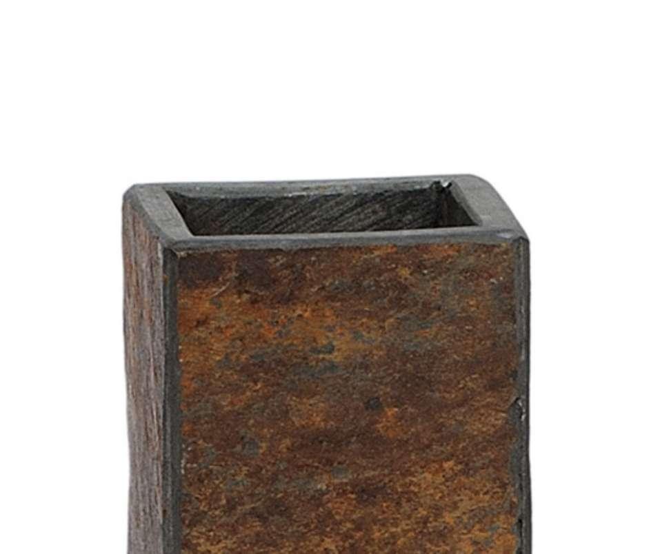 Стакан для зубных щеток Rust ANDREA HOUSE BA12093