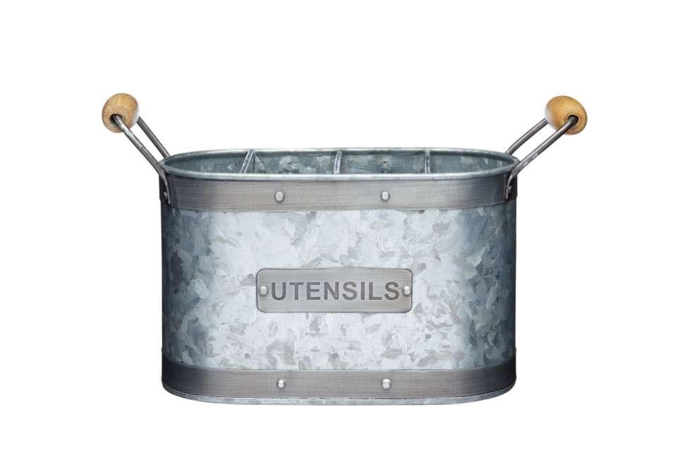 Органайзер для кухонных принадлежностей Industrial Kitchen KITCHEN CRAFT INDUTENHLD