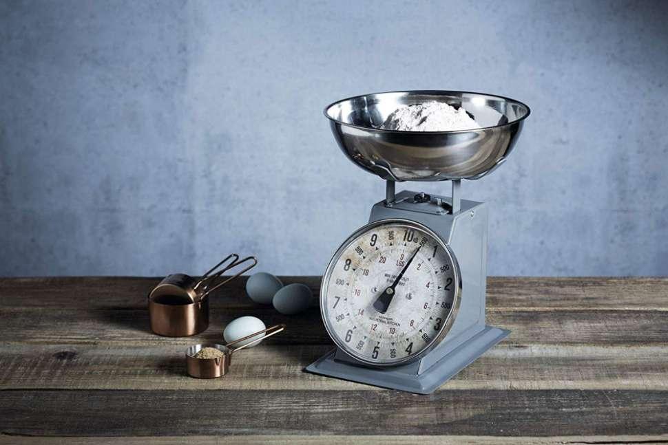 Весы механические Industrial Kitchen KITCHEN CRAFT INDSCALE10