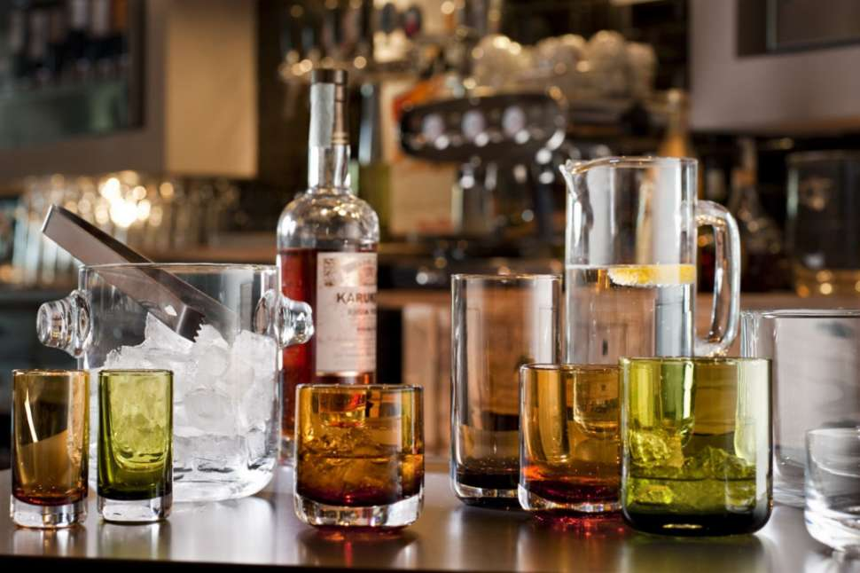 Набор высоких стаканов, 420 мл, 6 шт. LOUNGE BAR IVV 7128.1