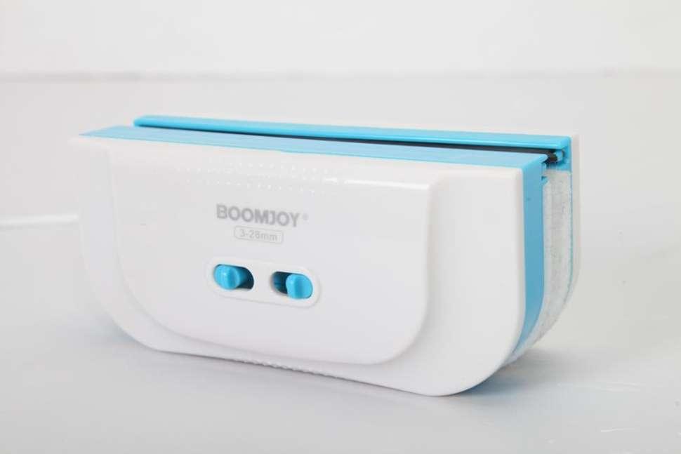 Магнитная щетка для мытья окон с двух сторон C9 Pro Boomjoy  JY8852