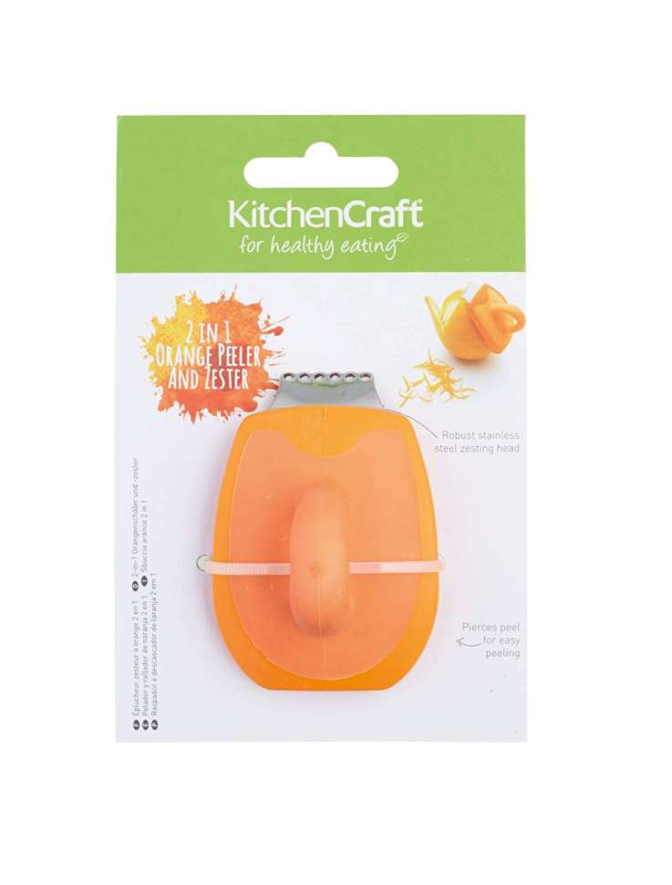 Нож для цедры апельсина KITCHEN CRAFT KCHEOP