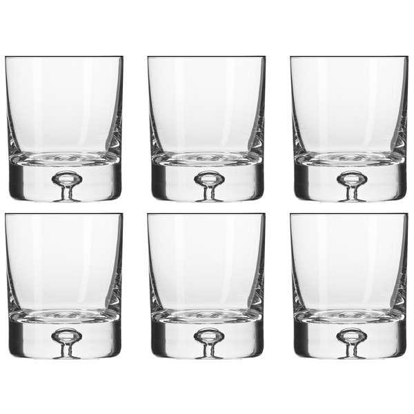 """Набор стаканов для виски Krosno """"Легенда"""" 250мл, 6 шт"""