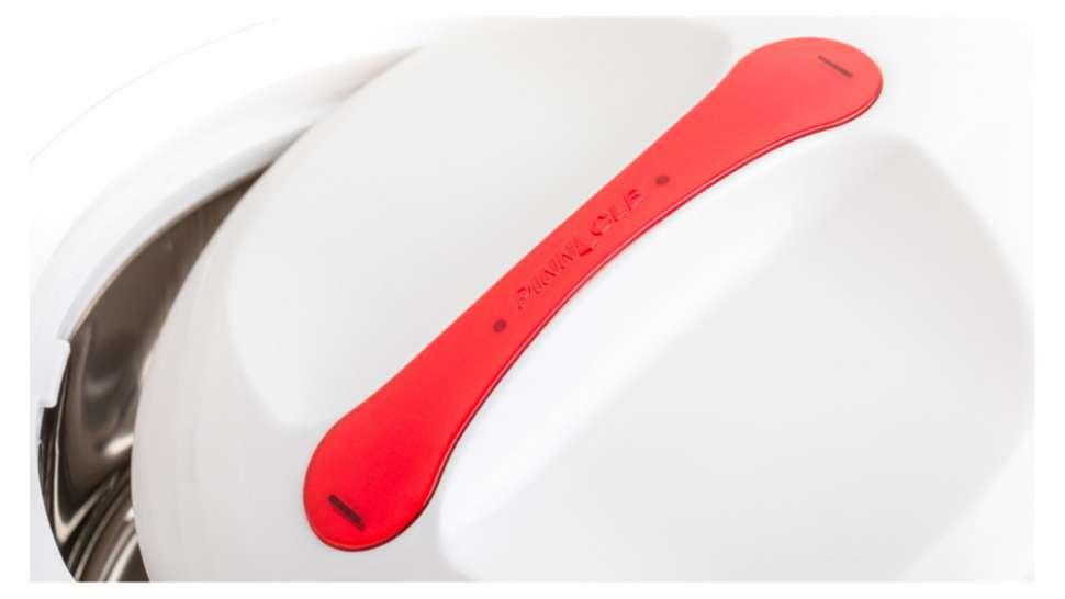 Термокастрюля 3,5л (красная) PINNACLE PIN-PA-1206