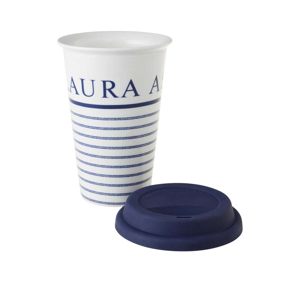 Стакан для кофе с собой Candy Stripe LAURA ASHLEY 178276