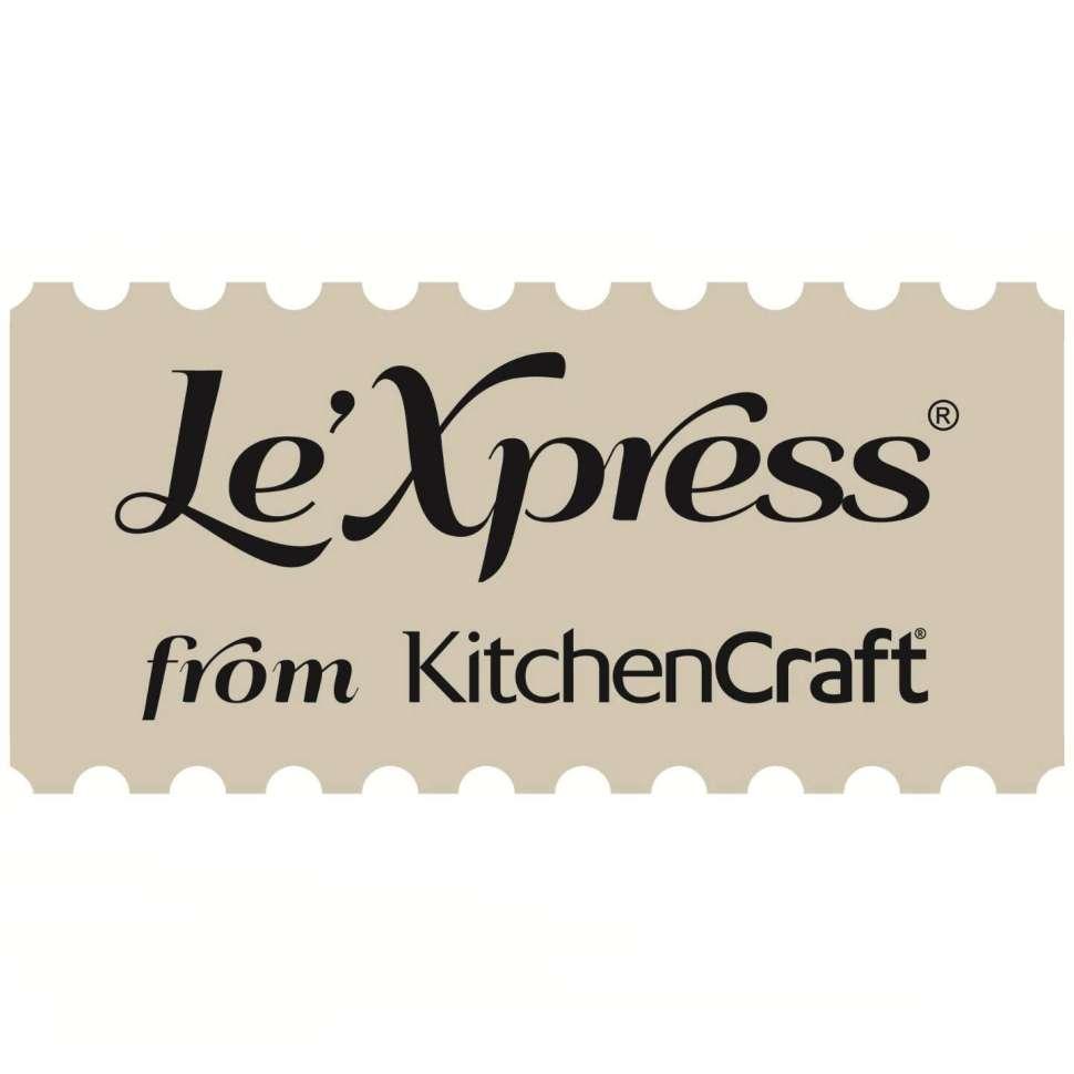 Эспрессо-кофеварка LeXress KITCHEN CRAFT KCLXCOF10CUP