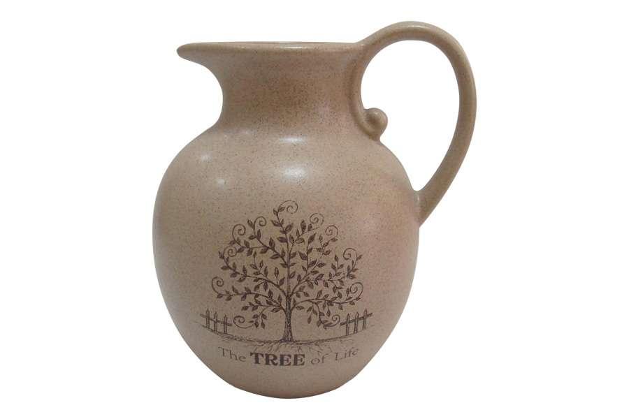 Кувшин Дерево жизни TERRACOTTA TLY1128-TL-AL