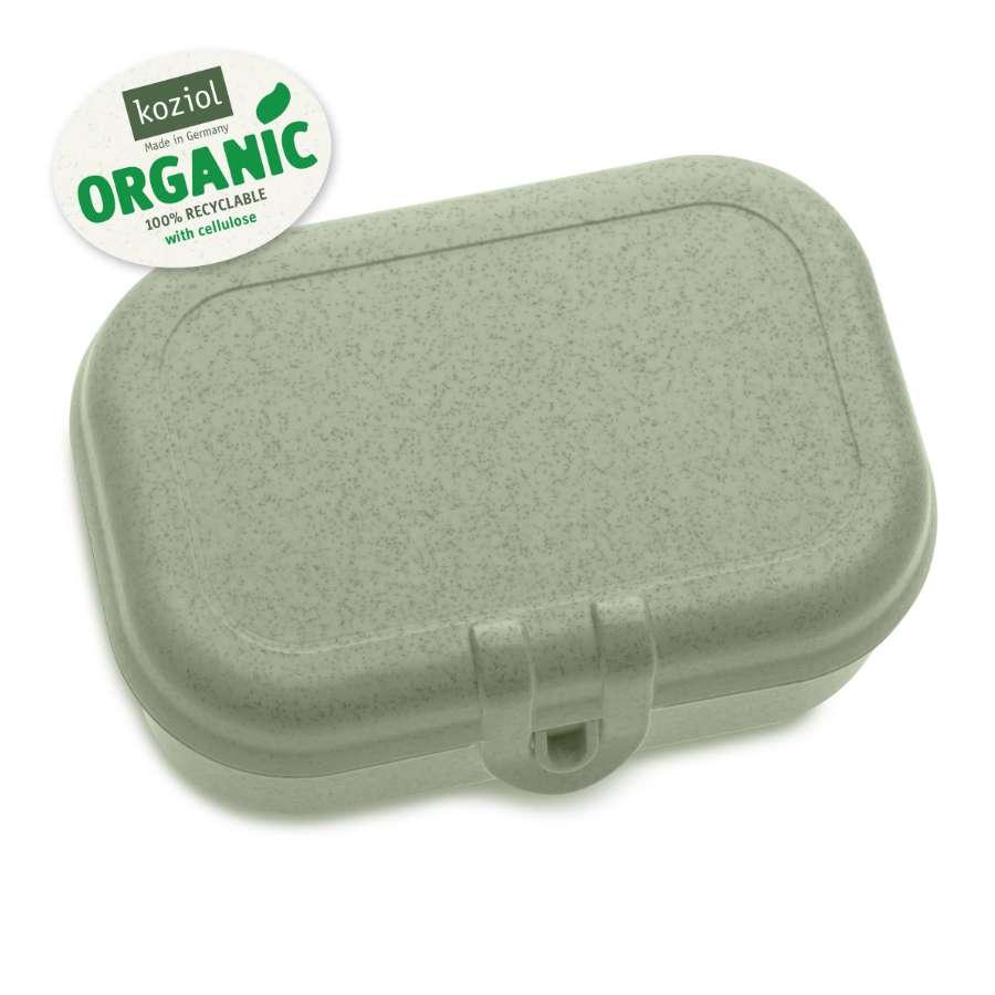 Ланч-бокс PASCAL S Organic, зелёный KOZIOL 3158668