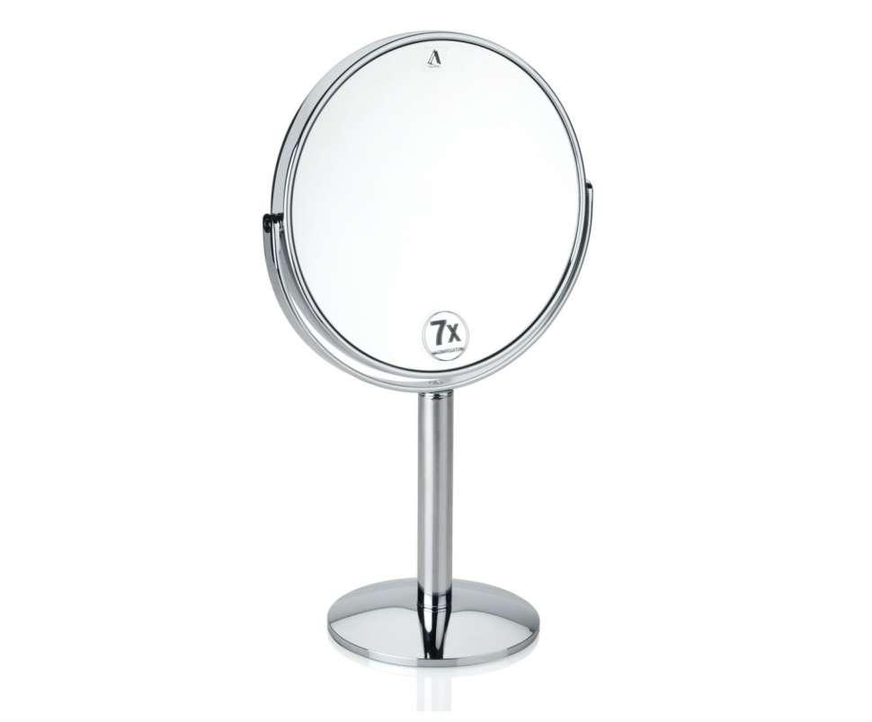 Зеркало настольное Chrome ANDREA HOUSE BA6348