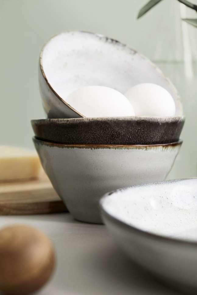Набор мисок керамических Nature, 14 см, 2 шт. SAGAFORM 5017889