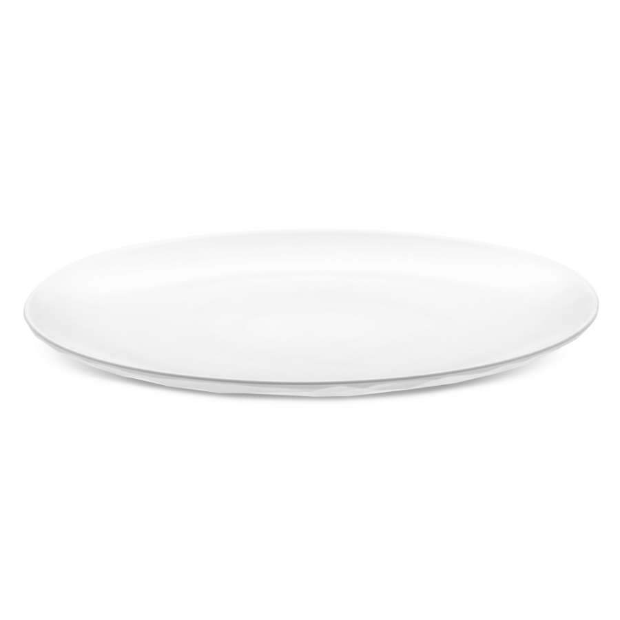 Тарелка обеденная CLUB, D 26 см, белая KOZIOL 4005525