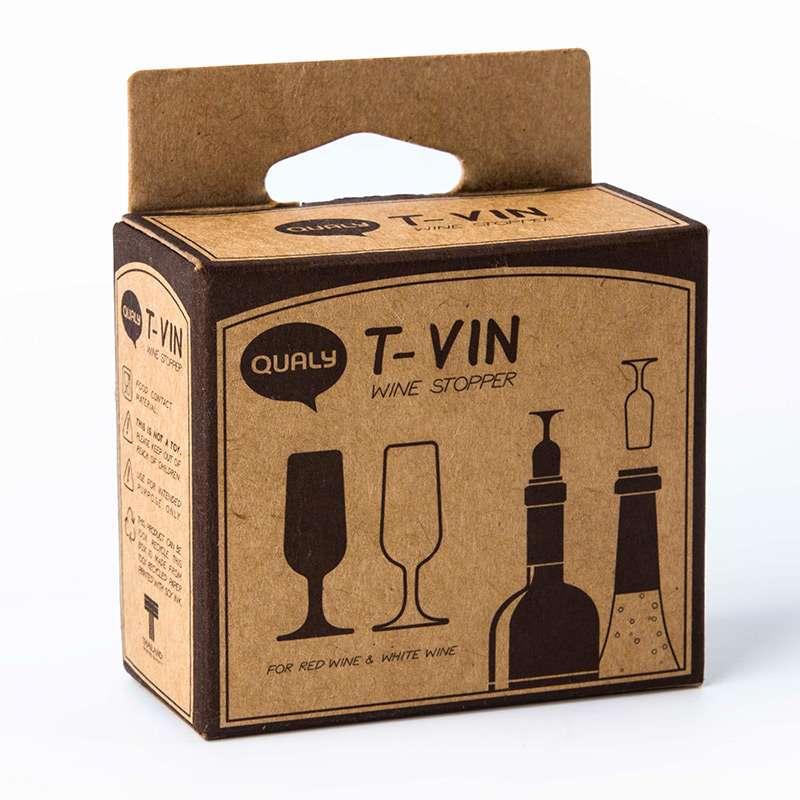 Винный стоппер T-Vin QUALY  QL10032