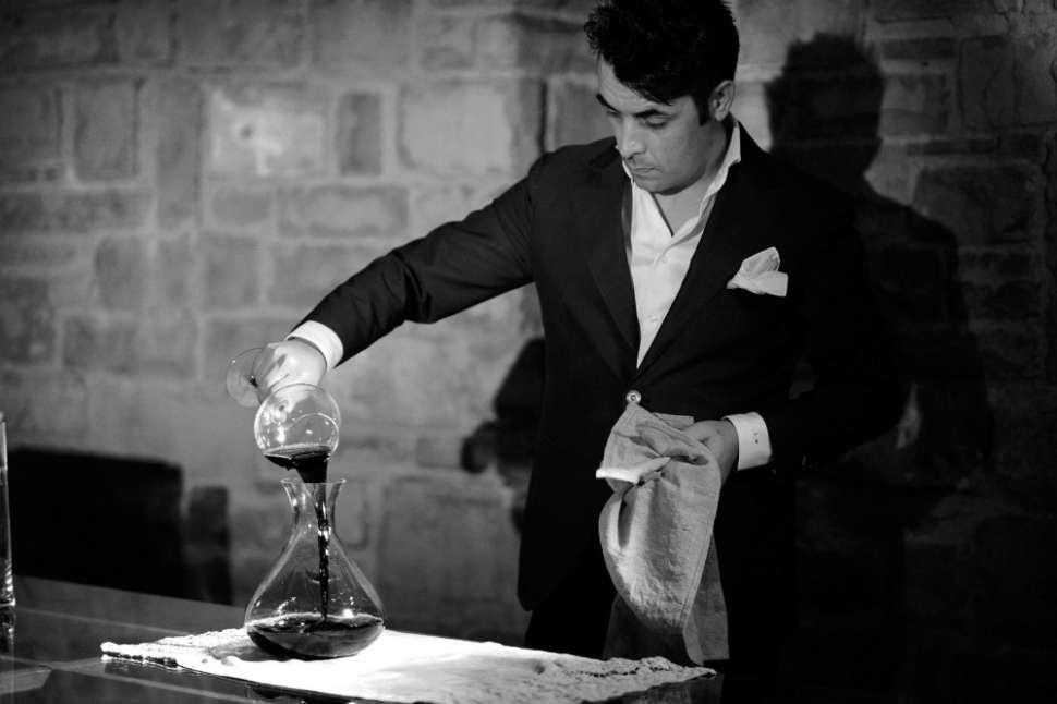 Декантер для красного вина SOMMELIER TOUCH IVV 7266.1