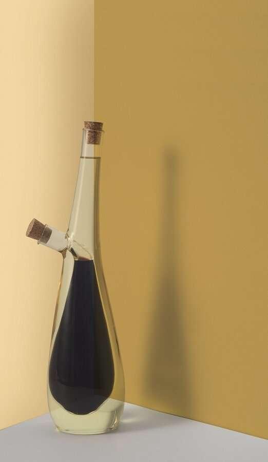 Бутылка для двух видов масел Tear Drop, 300 мл TYPHOON 1401.361V