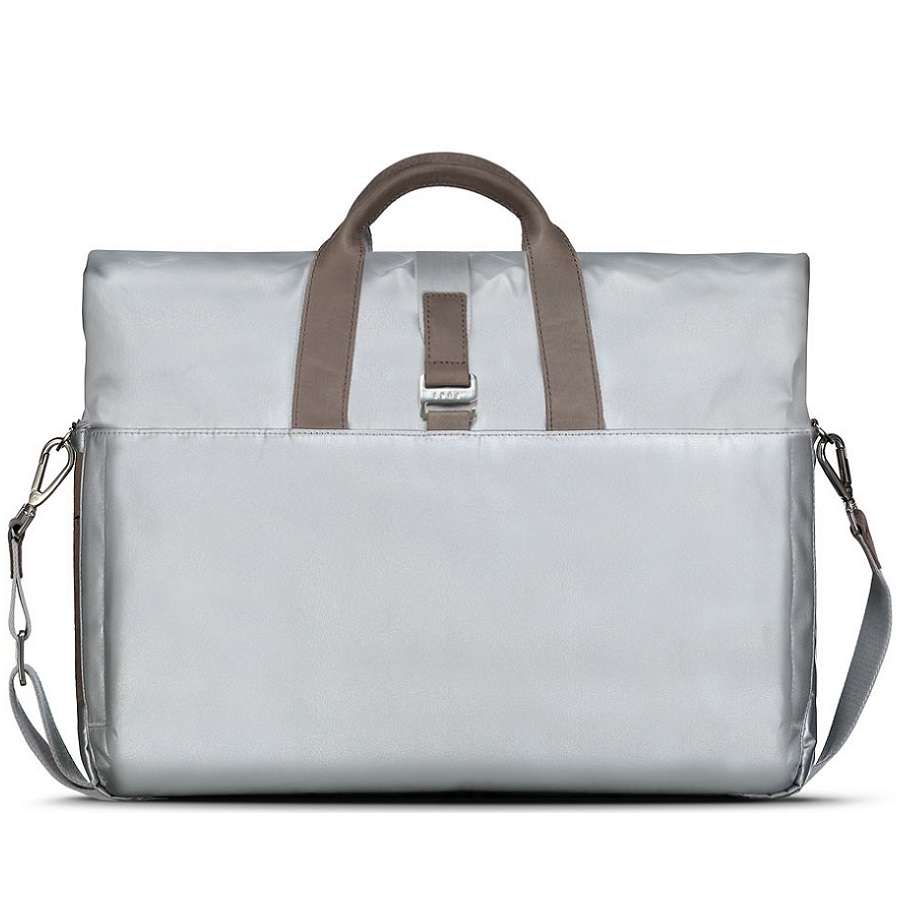 Бизнес портфель senz° glenn shiny silver SENZ 6012003