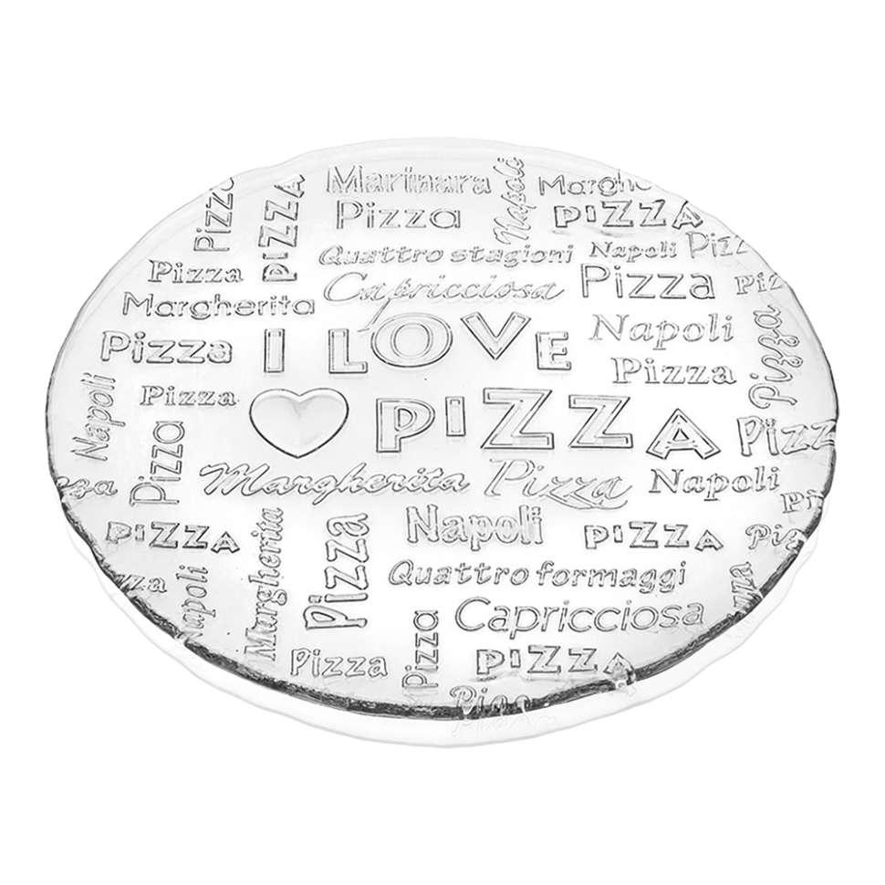 Блюдо 32,5 см I lOVE PIZZA IVV 7451.1