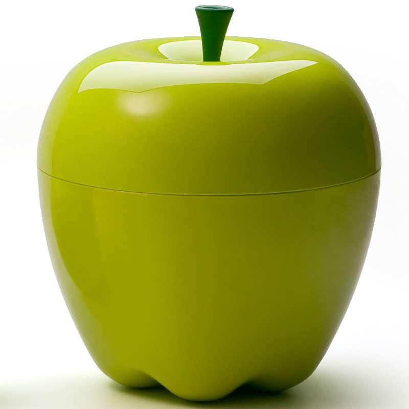 Контейнер Happle зеленый QUALY QL10013-GN