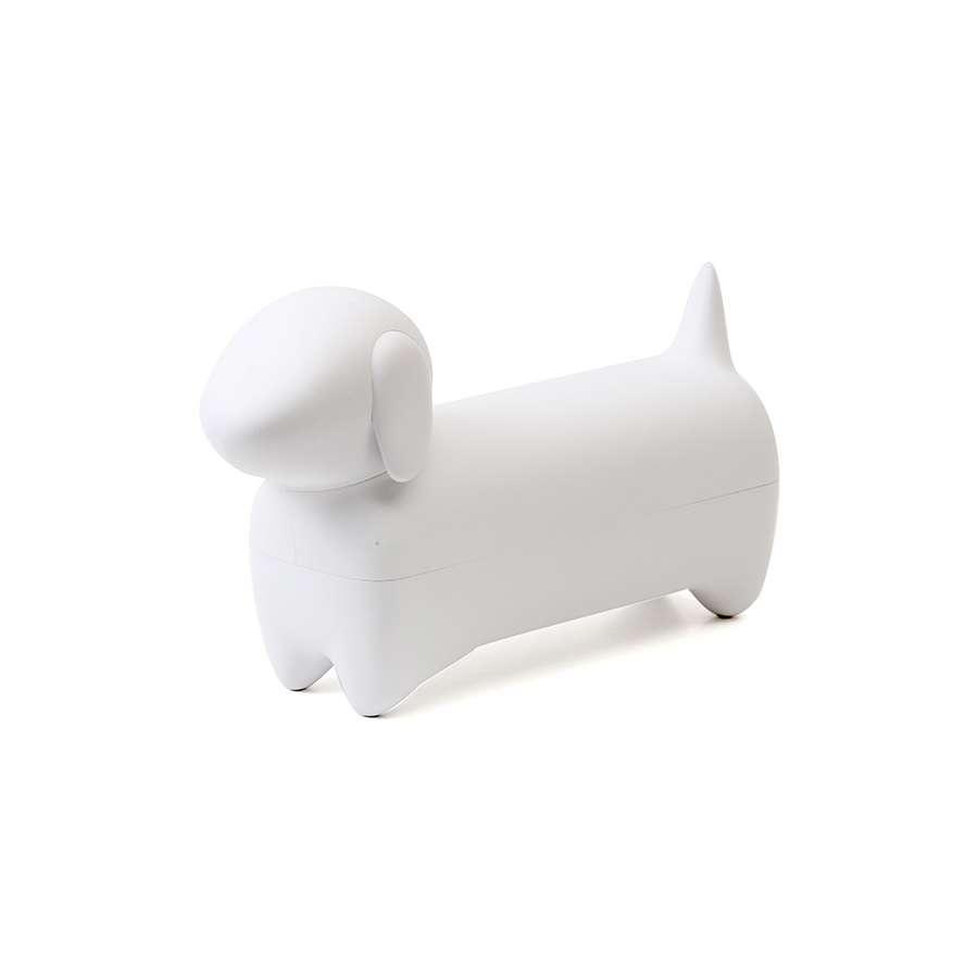 Коробка для мелочей Dacholder, белая QUALY QL10291-WH