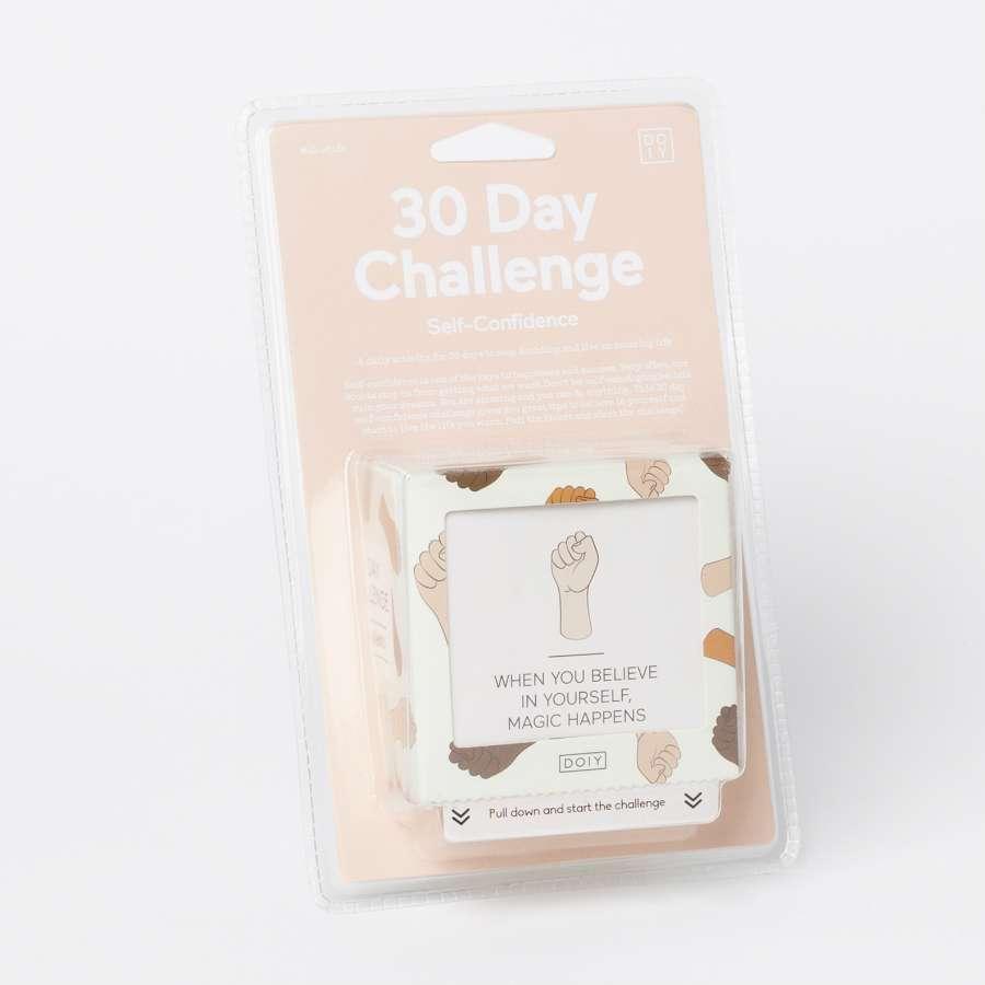 Игра «Уверенность в себе за 30 дней» DOIY DYCHALSCE