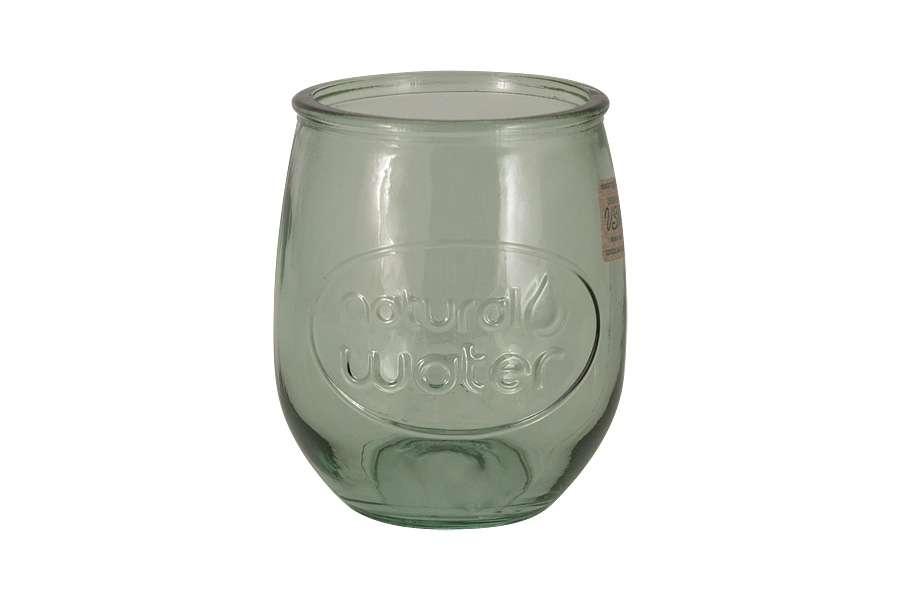 Стакан Natural Water, зеленый, 0,4 л SAN MIGUEL VSM-2388-DB600
