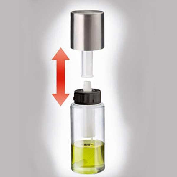 Распылитель для масла и уксуса MoHa Spicy Д5см,16см, стекло MOH-6981003