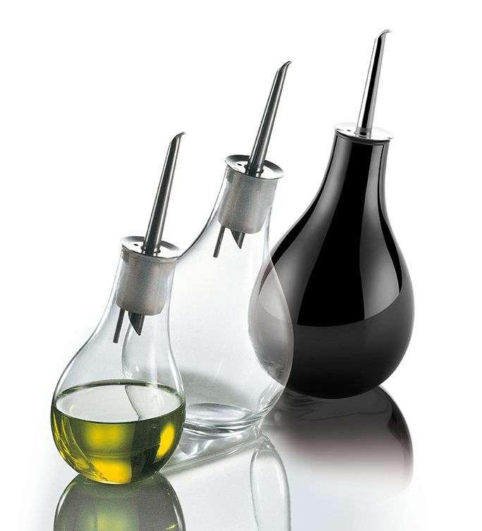 Емкость для масла/уксуса LAMP'OIL прозрачная 280 мл IVV 3829.1
