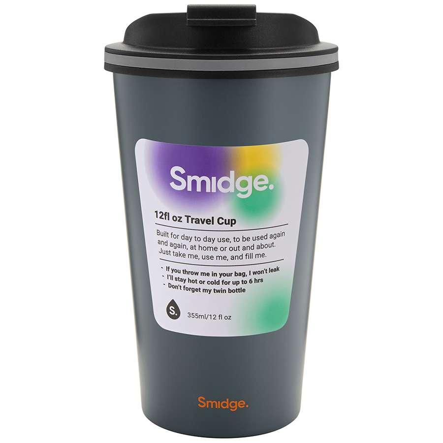 Термокружка 355 мл Storm SMIDGE SMID12G
