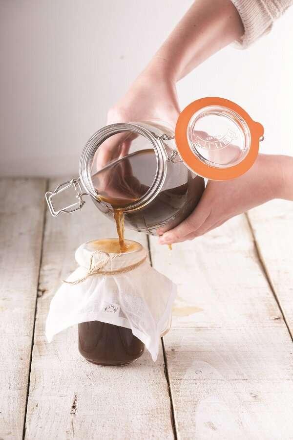 """Набор для приготовления холодного кофе """"колд брю"""" KILNER K_0025.843V"""