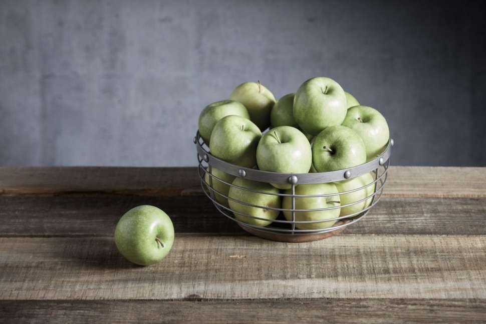 Корзина для фруктов Industrial Kitchen KITCHEN CRAFT INDFRUITBASK