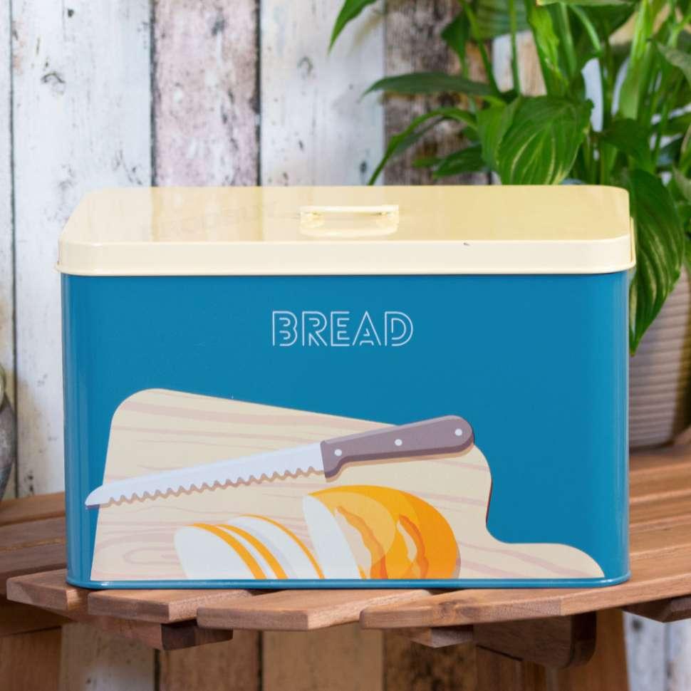 Хлебница Printed Bread KITCHEN CRAFT KCPTBREAD