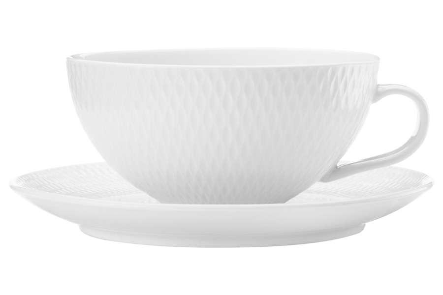 Чашка с блюдцем Даймонд без инд.упаковки 0.25л MAXWELL & WILLIAMS MW688-DV0067