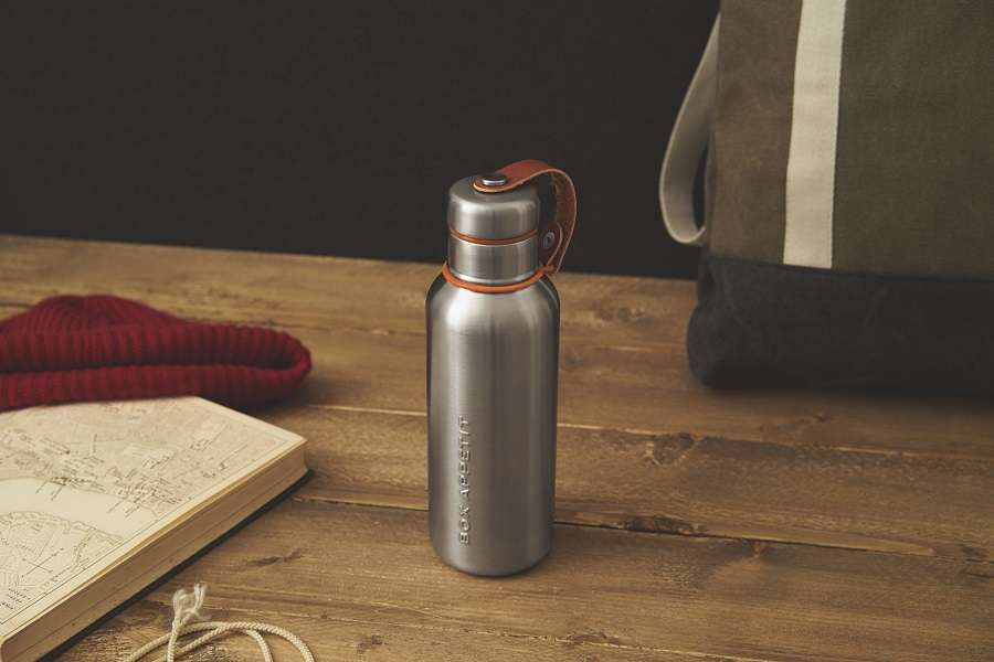 Фляга Water Bottle оранжевая BLACK+BLUM BAM-IWB-S003