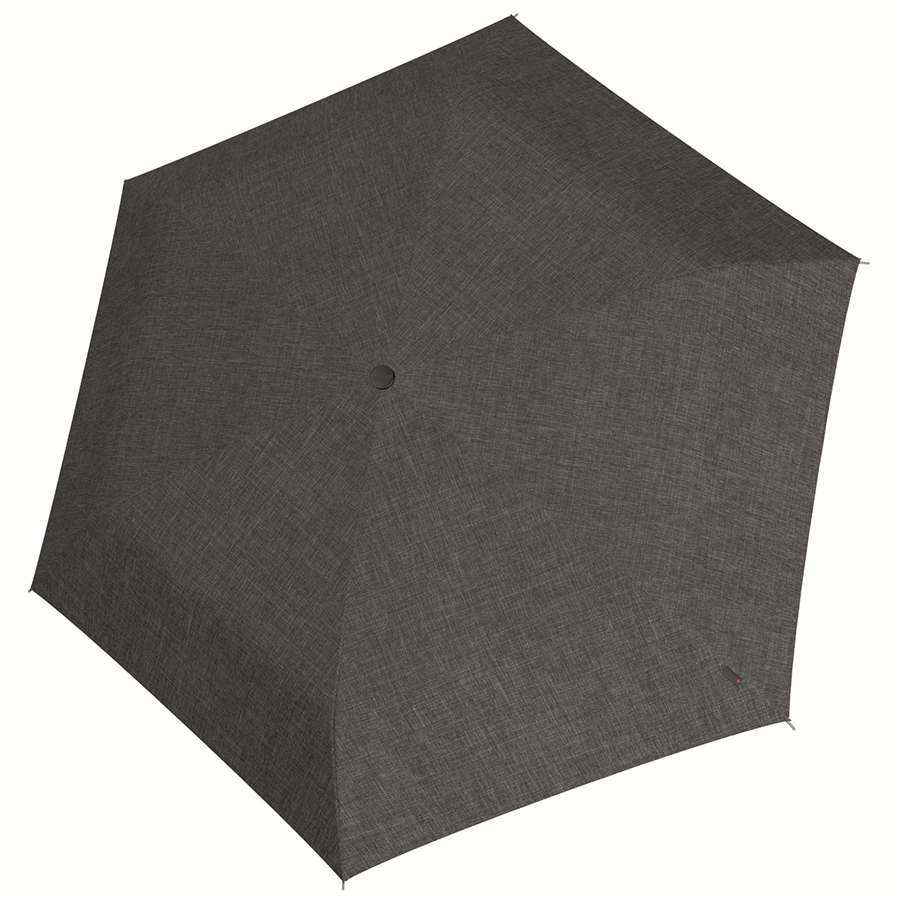 Зонт механический Pocket mini twist silver REISENTHEL RT7052