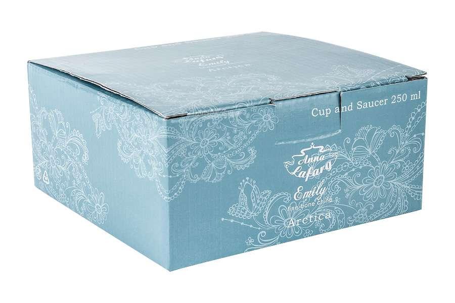 Чайник Арктика в подарочной упаковке ANNA LAFARG EMILY AL-101A-E11
