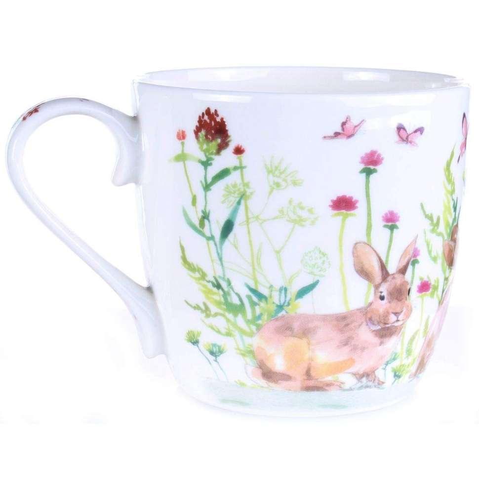 """Кружка """"Весенние кролики"""" KONITZ 11 2 057 2368"""