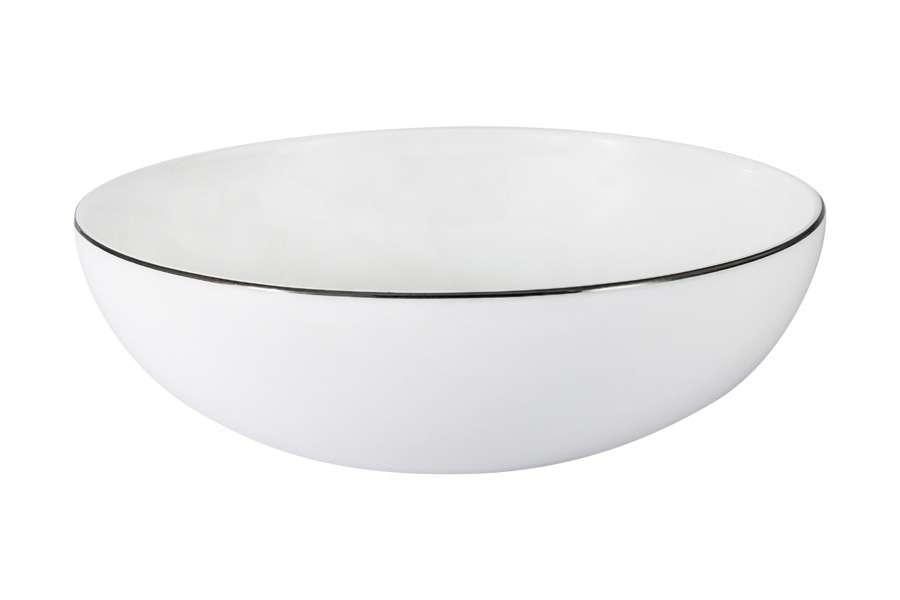 Тарелка суповая Арктика без индивидуальной упаковки ANNA LAFARG EMILY AL-109A-E11