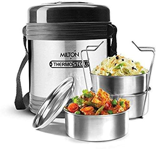 Термос для еды Legend 3, 0,78 л, Steel MILTON MT27133-S