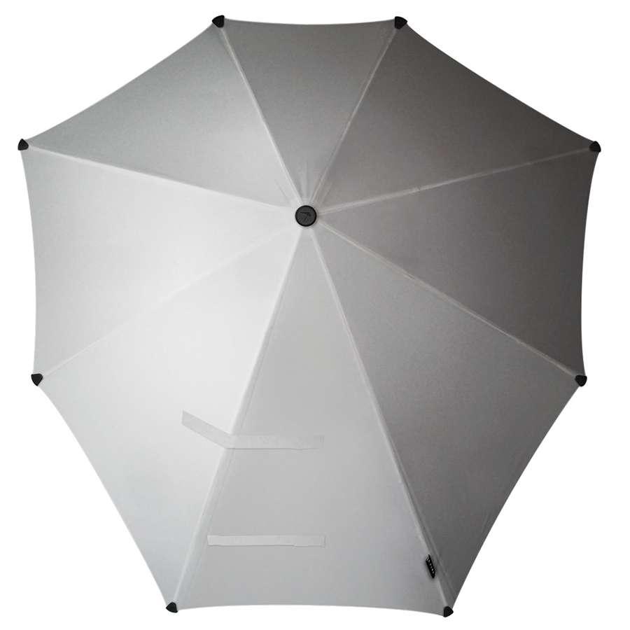 Зонт-трость senz° Original shiny silver SENZ 2011095